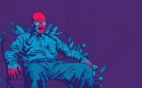 Картинка сериал, Во все тяжкие, breaking bad, Heisenberg