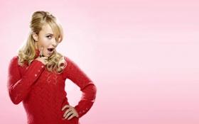 Обои актриса, кольцо, Hayden Panettiere, блондинка