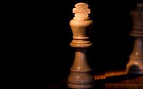 Картинка фон, шахматы, фигура