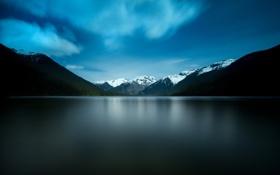 Картинка побережье, Канада, Британская Колумбия