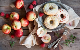 Картинка ягоды, фрукты, персики, fruits, berries, малинка, peaches