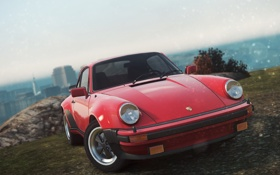 Картинка игра, гонки, 2012, Porsche 911 Turbo, Need for speed, Most wanted