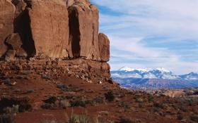 Обои каньоны, пейзажи, Америка