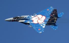 Обои истребитель, Eagle, F-15, McDonnell Douglas