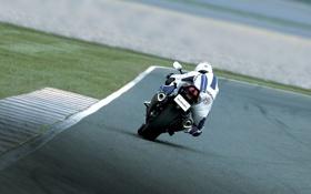 Картинка дорога, спорт, кавасаки, kawasaki, мото обои, moto racing