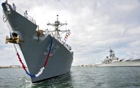 Обои оружие, USS Chung-Hoon, PEARL HARBOR
