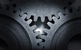 Картинка металл, механизм, шестеренки