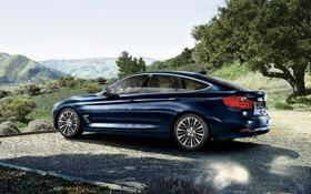 Картинка бмв, BMW, 320i, Gran Turismo, 2015, F34, Lounge Edition