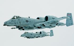 Обои оружие, самолёты, A-10 Thunderbolt II