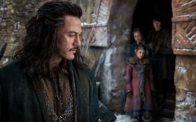 Картинка Luke Evans, Люк Эванс, The Hobbit: The Battle of the Five Armies, Хоббит: Битва пяти ...