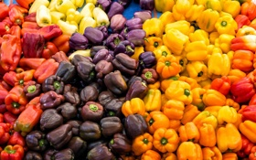 Картинка еда, овощи, паприка