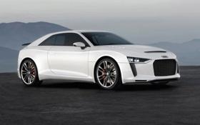 Картинка Audi, ауди, авто, концепт, тачки, авто обои, cars
