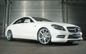 Картинка Mercedes-Benz, CLS, model, Carlsson, type