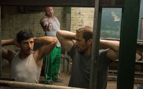 Картинка Пол Уокер, Paul Walker, 13-й район, David Belle, Damien, Brick Mansions, Lino