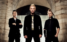 Обои Alternative Rock, TFK, Thousand Foot Krutch, Trevor McNevan
