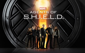 Обои Сериал, Marvel, Agents of S.H.I.E.L.D., The series, Агенты «Щ.И.Т.»