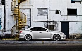 Обои silvery, серебристый, wheels, профиль, дверь, лексус, окно