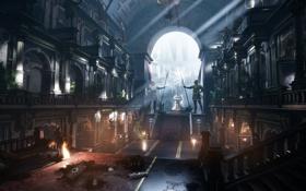 Обои Rome, Crytek, Microsoft Game Studios, Ryse: Son of Rome