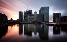 Картинка город, London, England