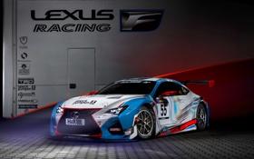 Обои RC F, Concept, Lexus, концепт, луксус, GT3