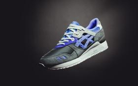 Обои кроссовки, Alvin Purple, Sneaker Freaker GLlll, ASICS