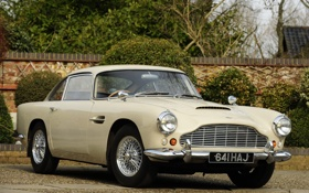 Обои car, Aston Martin, classic, DB4, 1961