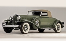 Обои Roadster, Chrysler, 1932, Convertible, by LeBaron, CL Imperial