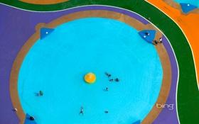 Обои Hertfordshire, люди, Watford, бассейн, дети, вода, England