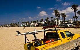Обои city, город, USA, Los Angeles, California, Venice Beach