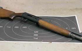 Обои оружие, shotgun, the 512, Rare H&K