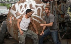 Обои Пол Уокер, Paul Walker, 13-й район, Damien, Brick Mansions, Кирпичные особняки