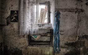 Картинка фон, окно, комната
