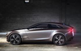 Картинка car, авто, Concept, концепт, Hyundai, i-oniq