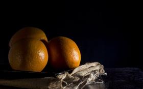 Картинка фон, апельсины, фрукты