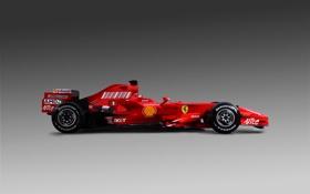 Обои formula1, обои, ferrari, болид, спорт, автоспорт, формула1