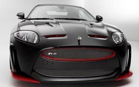 Обои авто, Jaguar, передок, Convertible, XKR-S, Arden