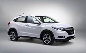 Картинка Honda, хонда, паркетник, 2015, HR-V, BR-spec