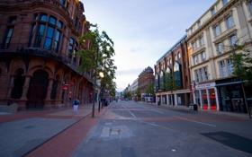 Обои город, Belfast, Северная Ирландия, Белфаст