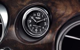 Картинка авто, Часы, breitling, для, салона