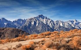 Обои небеса, фото, вид, красивые обои для рабочего стола, дорога, природа, горы