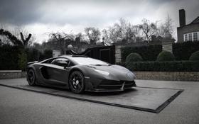 Обои Mansory, ламборгини, авентадор, Lamborghini, Aventador