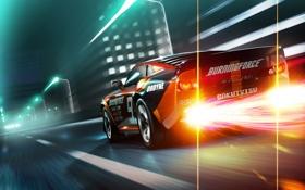 Картинка game, wallpapers, racing, Ridge Racer 3D