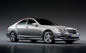 Обои sport, mercedes-benz, amg, 4matic, s500