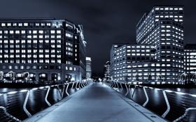 Обои Англия, Лондон, London, England, Canary Wharf