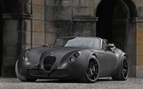 Картинка car, машина, 3000x2000, Wiesmann Black Bat
