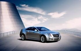 Обои купе, CTS, Coupe, Cadillac