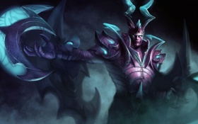 Обои демон, dota 2, terrorblade, Demon Marauder