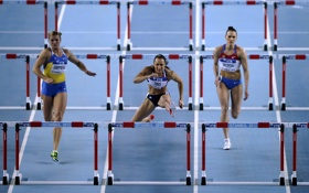 Обои БЕГ, RUN, RUSSIA, SPORT, ЧЕМПИОНКА МИРА 2012, ВИННИЦА, OLIMPIC GAMES