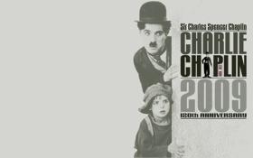 Обои фильмы, актёр, СHARLIE CHPLIN