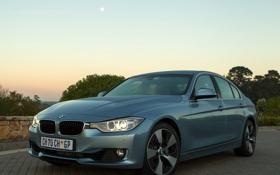Картинка авто, фары, BMW, ActiveHybrid 3, пердок